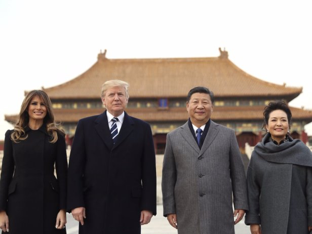 trump-xi-china