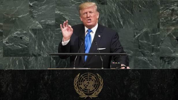 trump UN Korea