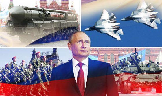 Reforma del Ejército Ruso 2010-2020