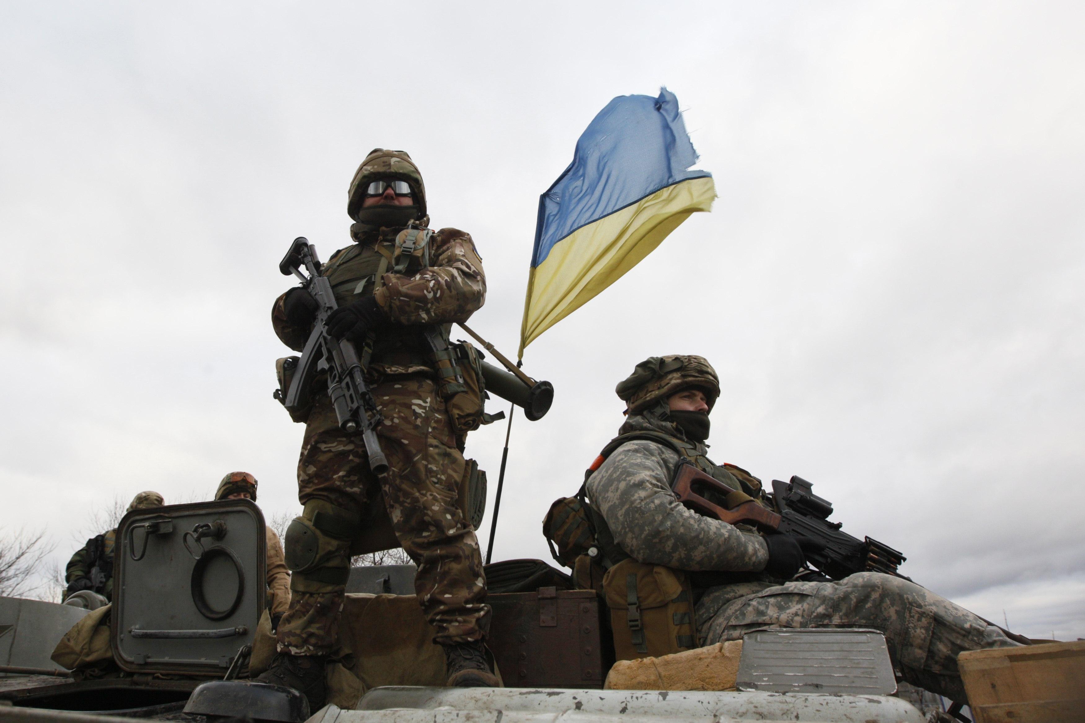Guerra Rusia Ucrania 2014 al 2015