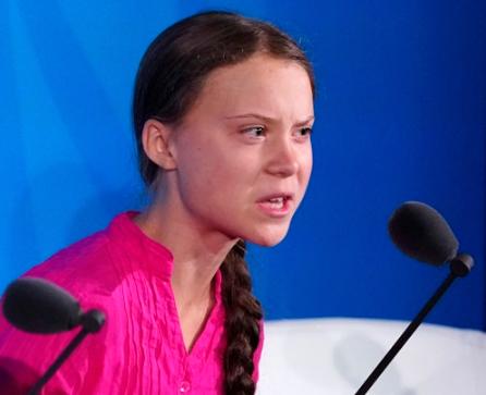 greta thunberg activista climatica loca