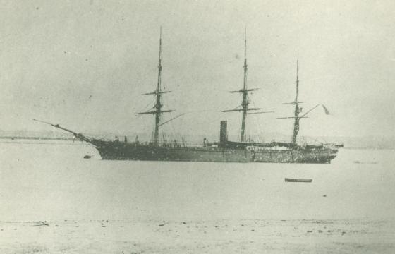 Crucero Unión Peru 1881